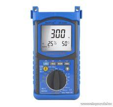 HOLDPEAK 6688D Gépjármű diagnosztikai mérő műszer, multiméter, 4-5-6-8 henger-es autókhoz, fordulatszám, zárási szög és impulzus mérésére