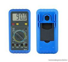 HOLDPEAK 9810 Gépjármű diagnosztikai mérő műszer, 3-4-5-6-8 hengeres autókhoz, RPM, zárási szög, hőmérséklet, dióda és hFE mérésére