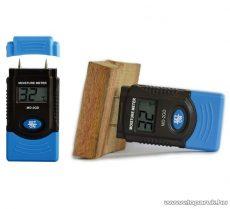 HOLDPEAK HP-2GD Fa és egyéb anyag nedvességtartalom mérő mérőműszer, LCD kijelzővel