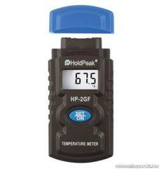 HOLDPEAK 2GF NTC mérőszondás hőmérsékletmérő mérőműszer LCD kijelzővel