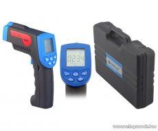 HOLDPEAK 880C Infravörös hőmérsékletmérő mérőműszer LCD kijelzővel, kofferben