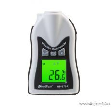 HOLDPEAK 970A Kézi, infravörös hőmérsékletmérő mérőműszer LCD kijelzővel