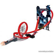 Majorette Spider-Man, Pókember Showdown Track versenypálya kilövővel (213089718) - készlethiány
