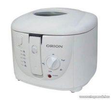 Orion ODF-15A 2 literes hidegfalú olajsütő - készlethiány