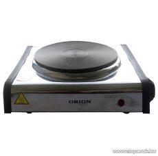 Orion OES-001 Elektromos egylapos inox főzőlap, 1500W