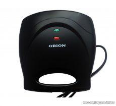 Orion OSWM-03 3 az 1-ben Szendvicssütő, gofrisütő és grillsütő, fekete