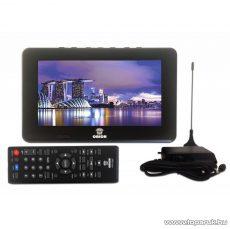 """Orion PTV-722D 7""""-os hordozható LCD televízió, multimédia lejátszó, digitális képkeret DVB-t MPEG4 tunerrel - készlethiány"""