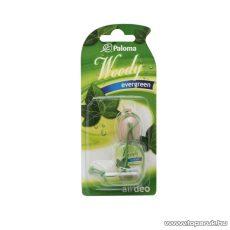 Paloma P03697 Woody Evergreen Illatosító, 7 ml - készlethiány