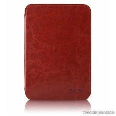 Onyx Boox C67ML Carta eBook olvasó mágneses bőrtok, barna