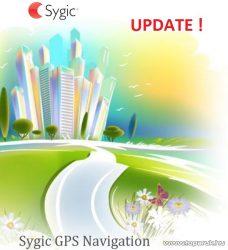 Korábbi Sygic GPS Navigation 3D térképszoftver (bármely verzió) update lehetősége (Lite és Drive változatra is) - megszűnt termék: 2016. január