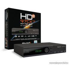 WayteQ HD-97CX T2 Set Top Box DVB-T vevő és Médialejátszó egyben