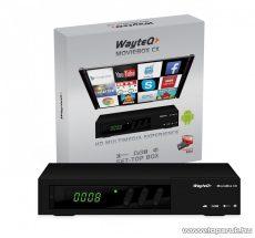 WayteQ MovieBox CX DVB-T Android Set Top Box - megszűnt termék: 2016. január