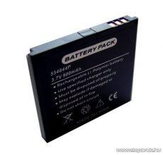 WayteQ GPS akkumulátor WayteQ x820, x820BT, x850 készülékekhez, 3,7 V, 900 mAh - készlethiány