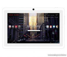 """WayteQ xTAB-S7 7""""-os tablet, 8GB, fehér (Android) - megszűnt termék: 2014. április"""
