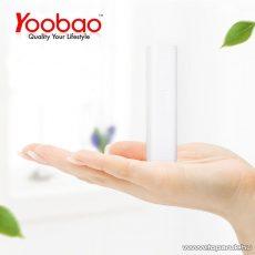 Yoobao Simple 2600 Power Bank külső akkumulátor, 2600 mAh kapacitás - megszűnt termék: 2016. február
