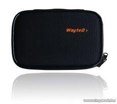 """Wayteq 5""""-os Védőtok (gyöngyvászon hordtáska) Wayteq x920, x950, x990, xRIDER és xTAB-50 készülékekhez"""