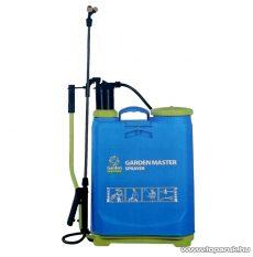 GardenMaster 16 literes mechanikus háti permetező