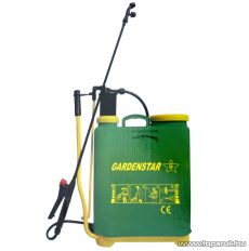 GardenStar 16 literes mechanikus háti permetező - készlethiány