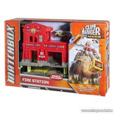 Matchbox Extrém kalandok készlet tűzoltóállomás - készlethiány