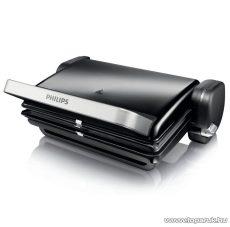 Philips HD4469/90 Elektromos grillsütő, kontakt grill - készlethiány