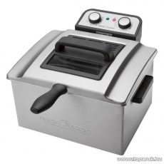 ProfiCook PC-FR1038 5 literes inox olajsütő, 3000 W