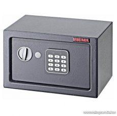 Sigma KSF2818 Elektronikus mini széf, digitális, számkódos bútorszéf