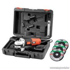 Black & Decker KG901 KAC3 Sarokcsiszoló kofferben, 3 csiszolótárcsával, 900 W - készlethiány