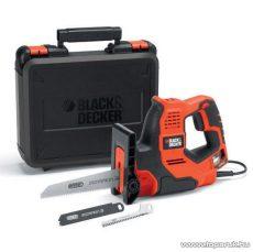 Black & Decker RS890K Scorpion háromfunkciós elektromos kézifűrész Autoselect technológiával, kofferben - készlethiány