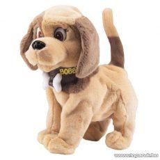 Bobby interaktív plüss kutya, több színben! - készlethiány