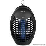 Sencor SIK 50 B/G Elektromos szúnyogírtó, rovarcsapda 2 x 4W UV fénycsővel, fekete (hatótávolság 30 m2)