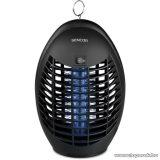 Sencor SIK 50B Elektromos szúnyogírtó, rovarcsapda 2 x 4W UV fénycsővel, fekete (hatótávolság 30 m2)