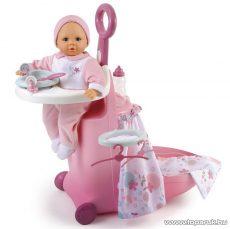 Smoby Baby Nurse Babacenter bőröndben (7600024032) - készlethiány