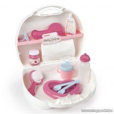 Smoby Baby Nurse Babás készlet kofferben (7600024033)