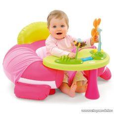 Smoby Cotoons Bébi fotel és játszó tábla egyben, 2 féle szín! (7600211308) - készlethiány