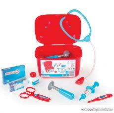 Smoby Doki doboz, doktor felszerelés dobozban (7600024117)