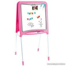Smoby Első kistáblám, két oldalas rajztábla, rózsaszín (7600028109)