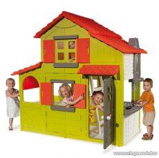 Smoby Emeletes kerti álomház, játszóház 2013 (7600320021) - Megszűnt termék: 2014. November