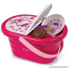 Smoby Hello Kitty Piknik (Picnic) kosár (7600024084) - készlethiány