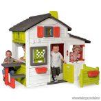 Smoby Jóbarátok háza, emeletes kerti házikó, játszóház (7600310209)