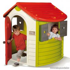 Smoby Jura ház, játszóház 2012 (7600310190) - készlethiány