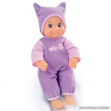 Smoby Mini Kiss Nevetgélő baba (7600160121) - készlethiány