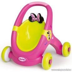 Smoby Minnie Egér 2 az 1-ben babakocsi és járássegítő (7600160180) - készlethiány