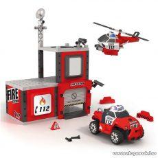 Smoby No Limit Tűzoltó szett (7600500153) - Megszűnt termék: 2014. November