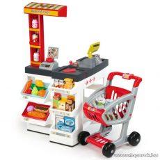 Smoby Szupermarket (Supermarket), piros (7600024069) - készlethiány