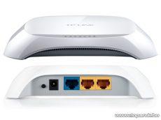 TP-LINK TL-WR720N 150 Mbps Wireless N Wifi Router beépített antennával (5 év garancia) - Készlethiány