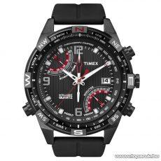 Timex T49865 Intelligent Quartz Chronograph Compass férfi karóra, ajándék kuponnal
