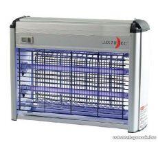 UV-fénycsöves, ALU házas elektromos rovarcsapda, 2 x 6 W - készlethiány