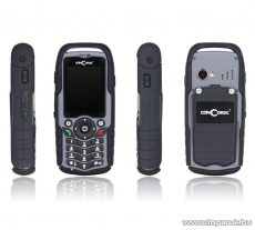 ConCorde Raptor P50 Black Grey két SIM kártyás mobiltelefon, szürke - készlethiány