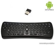ConCorde Android Multimedia Mouse, vezeték nélküli billentyűzet, egérrel