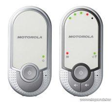Motorola MBP11 Babaőrző, bébiőr (Baby monitor), 300 m hatótávolság - készlethiány